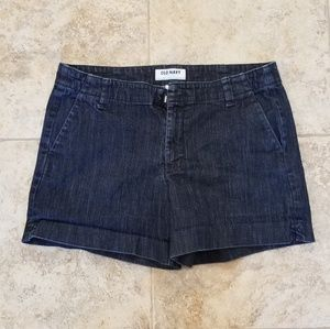 Old Navy Good Condition Blue Jean Short Shorts